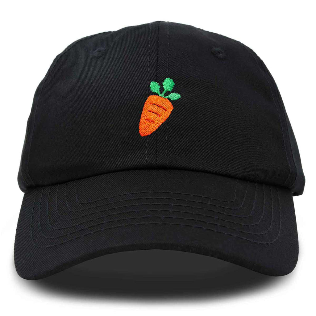 DALIX Carrot Dad Hat Cotton Twill Baseball Cap Soft Hats Embroidered
