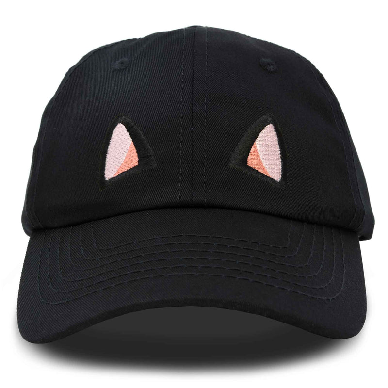 DALIX Cat Ears Hat Womens Cute Baseball Cap
