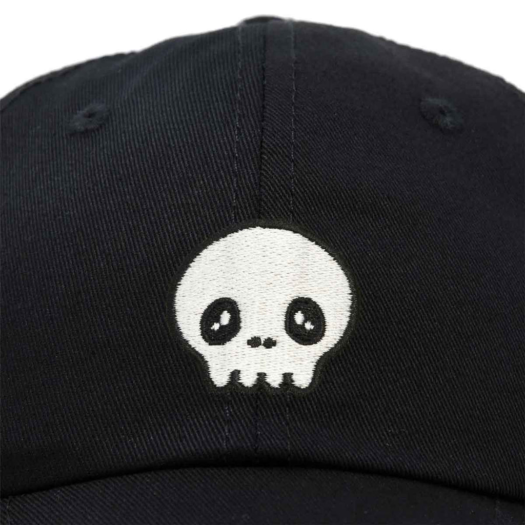 DALIX Skull Head Dad Hat Womens Baseball Cap