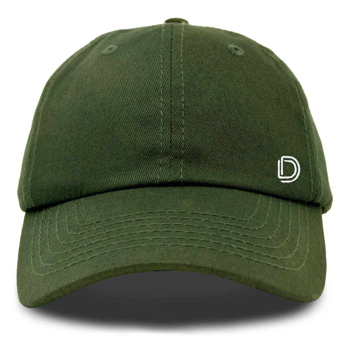 DALIX Embroidered Hat Unisex Ball Cap