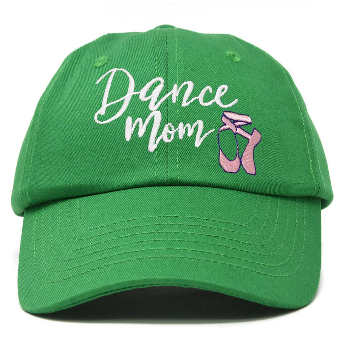 DALIX Dance Mom Hat Support Daughter Embroidered Cotton Cap