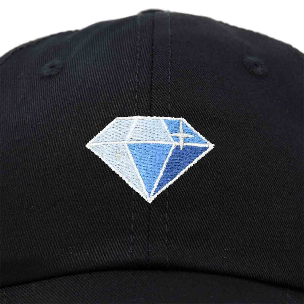 DALIX Diamond Hat Ice Womens Baseball Cap