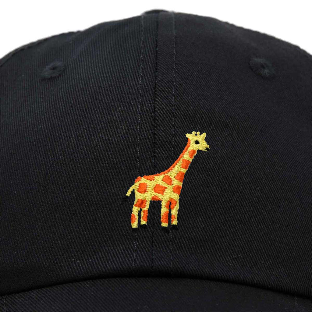 DALIX Giraffe Baseball Caps Cotton Cap Custom Hats Unisex Hat