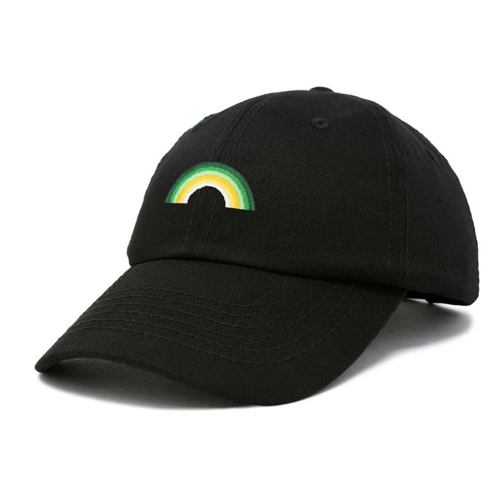 DALIX St. Patricks Rainbow Hat Womens Embroidered Baseball Cap