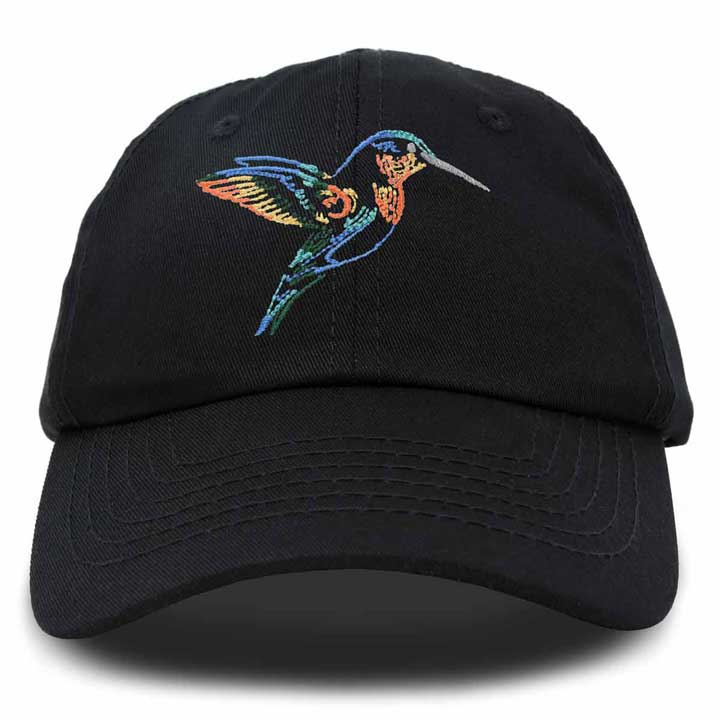 DALIX Hummingbird Hat Baseball Cap Mom Nature Wildlife Birdwatcher Gift