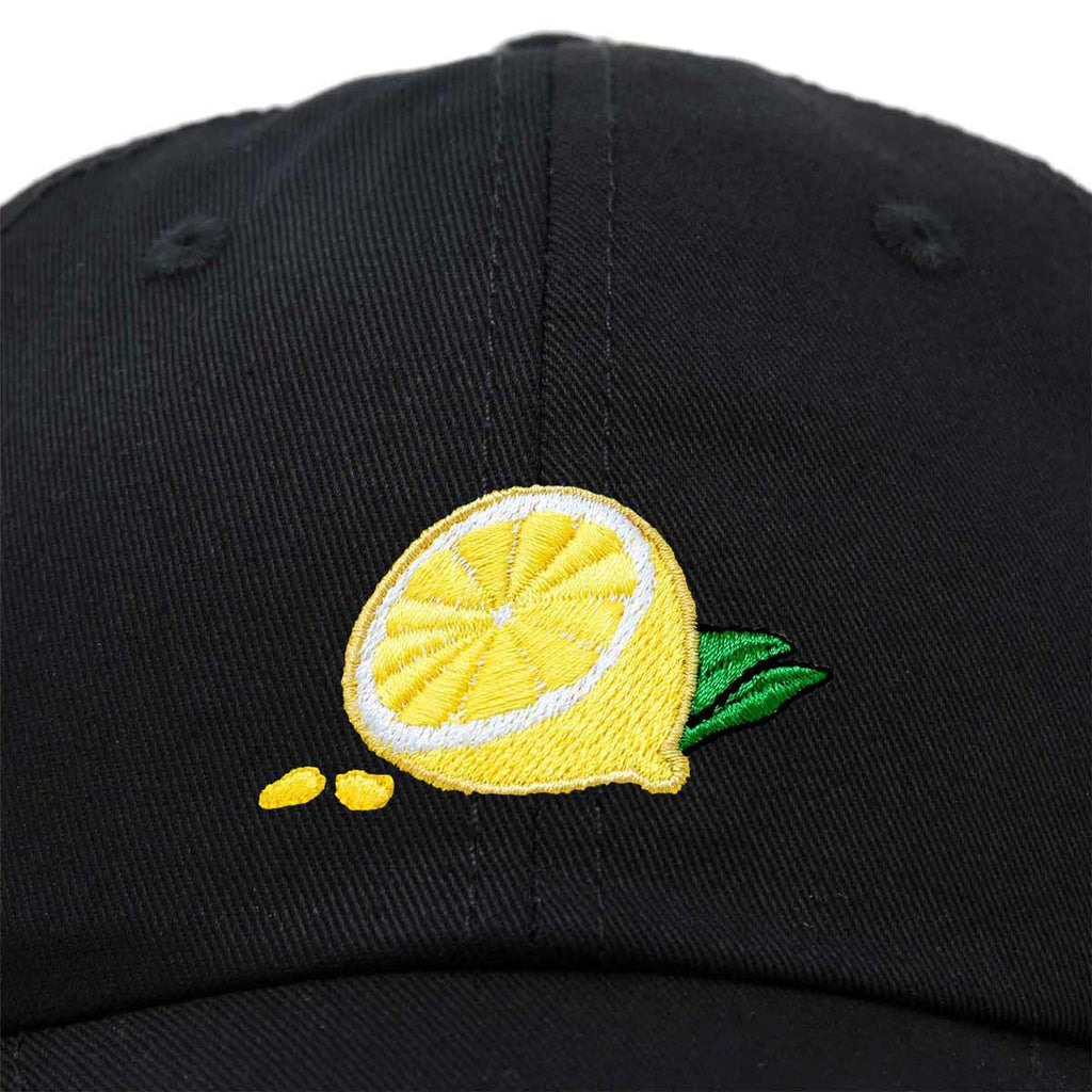 DALIX Lemon Hat Baseball Cap