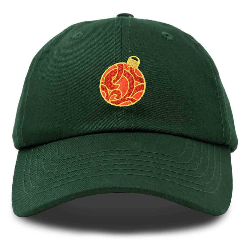 DALIX Holiday Christmas Ornament Hat Womens Baseball Cap