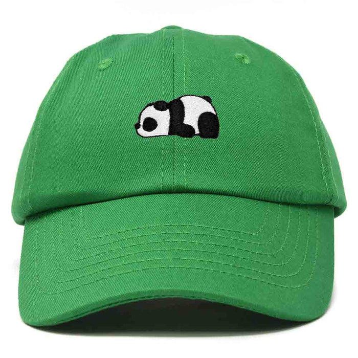 DALIX Cute Baby Panda Womens Dad Hat Baseball Cap Embroidered