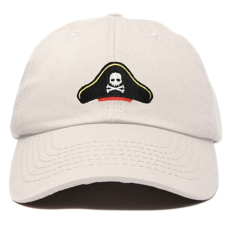 DALIX Pirate Hat Mens Womens Baseball Cap