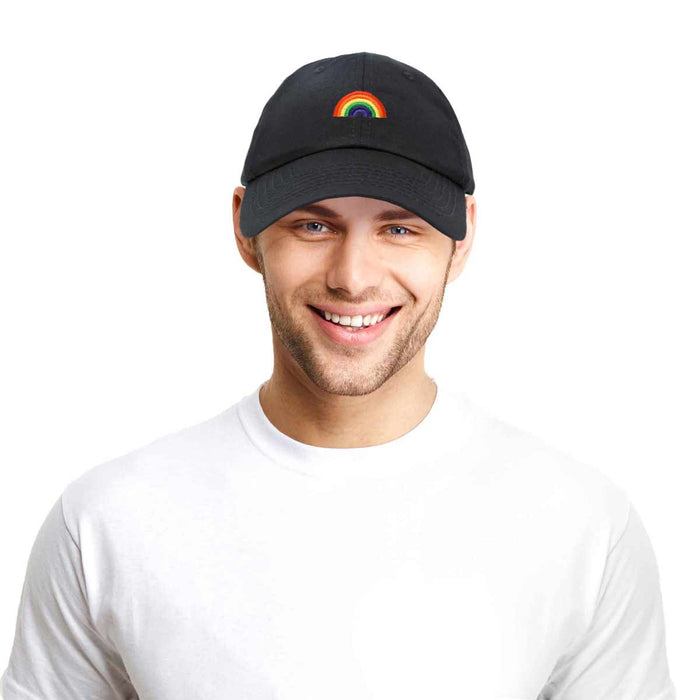 Custom Soft Baseball Cap Be A Nice Human Embroidery Dad Hats for Men /& Women