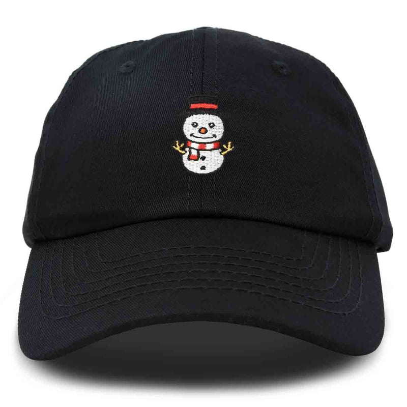 DALIX Cute Snowman Hat Ladies Womens Baseball Cap