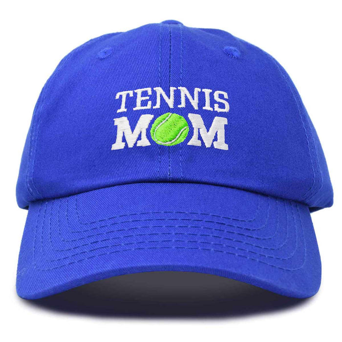 DALIX Premium Cap Tennis Mom Hat for Women Hats and Caps