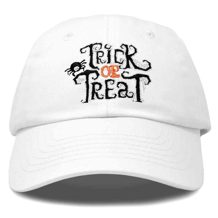 DALIX Trick or Treat Hat Womens Halloween Baseball Cap