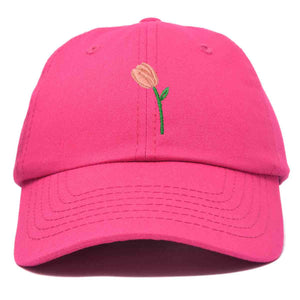 DALIX Tulip Hat Womens Floral Collection Baseball Cap