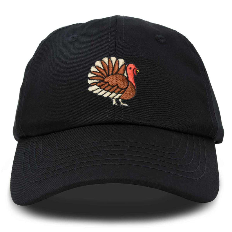 DALIX Thanksgiving Turkey Hat Womens Baseball Cap