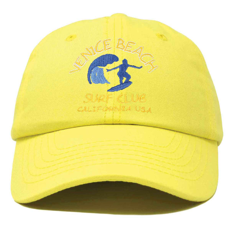 DALIX Surf Venice Beach Ball Cap Embroidered Hat