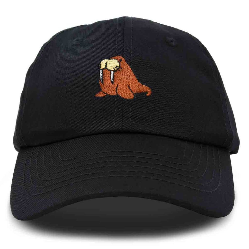 DALIX Walrus Embroidery Dad Hat Baseball Cap Mens Womens
