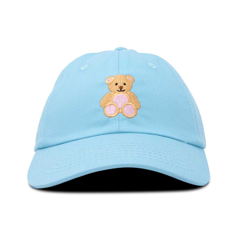 DALIX Toddler Cute Teddy Bear Hat Cotton Baseball Cap