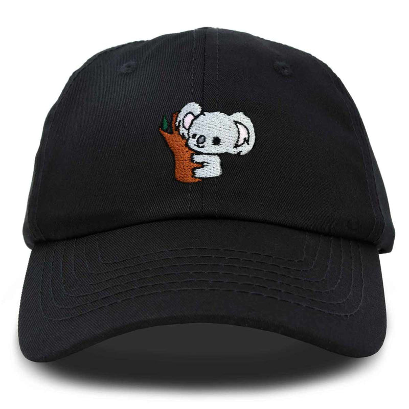 DALIX Cute Koala Kids Hat Boys Girls Baseball Cap