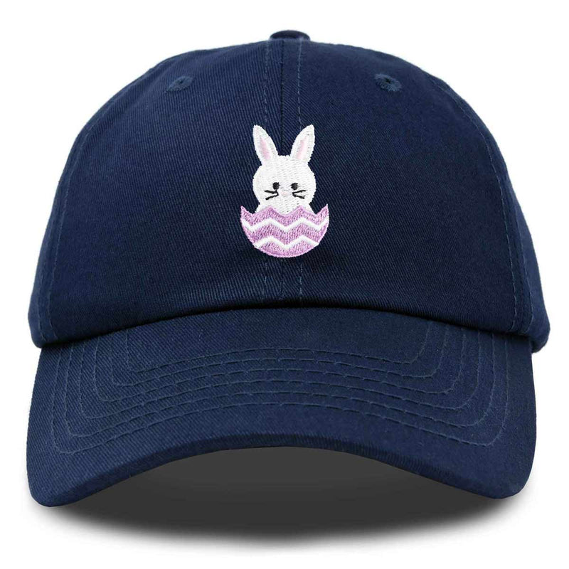 DALIX Cute Easter Bunny Kids Hat Embroidered Girls Baseball Cap