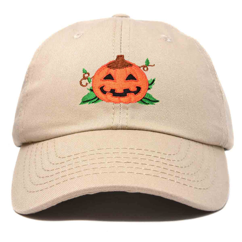 DALIX Jack-O-Lantern Halloween Pumpkin Hat Boys Girls Baseball Cap