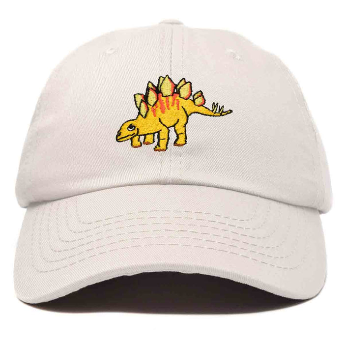DALIX Stegosaurus Dinosaur Kids Hat Boys Girls Baseball Cap