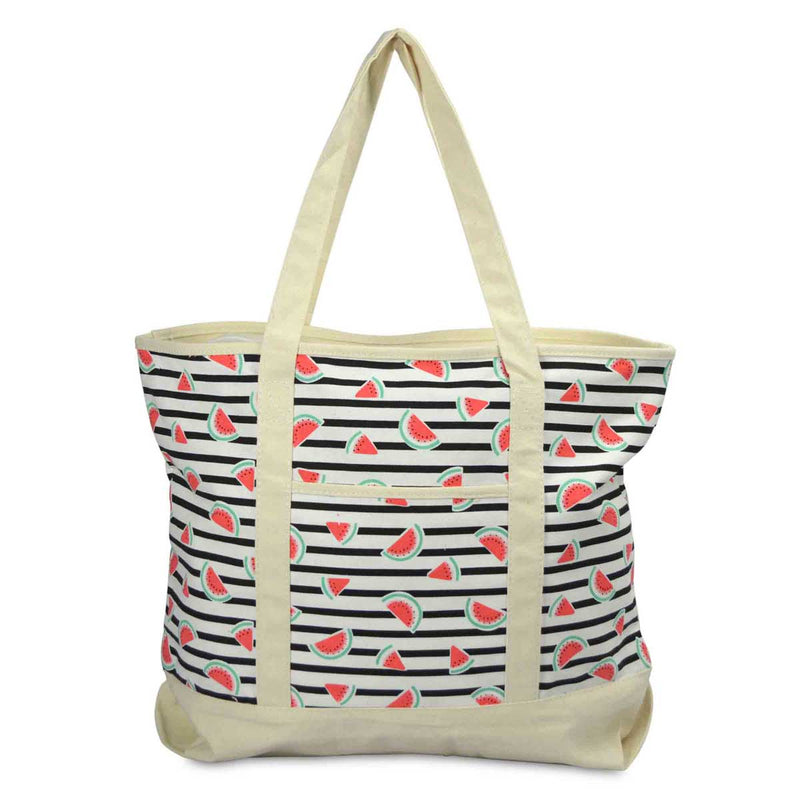"DALIX 22"" XL Cotton Canvas Tote Bag (Special Pattern Edition)"