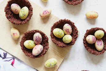 Easter Nests by Madeleine Shaw