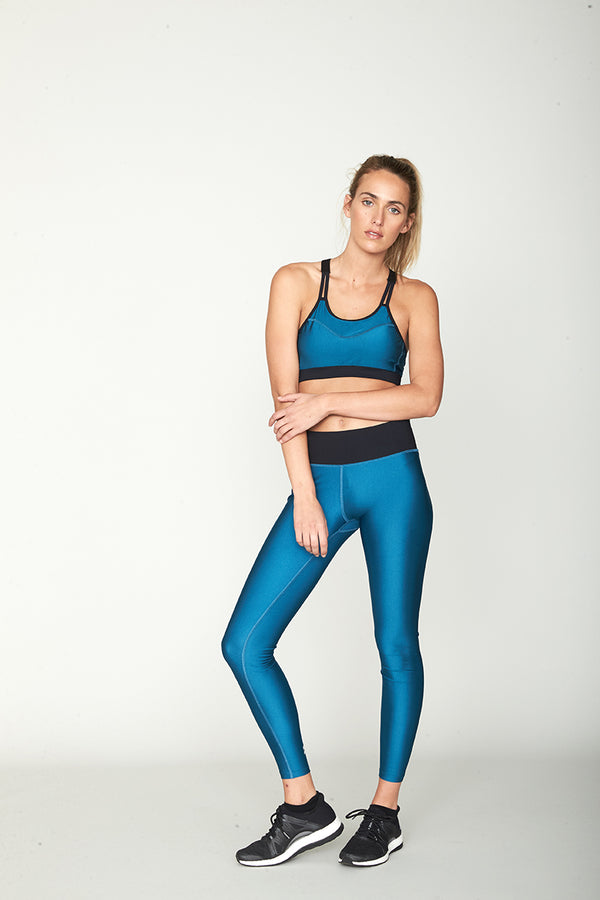 Era Metallic Sports Bra