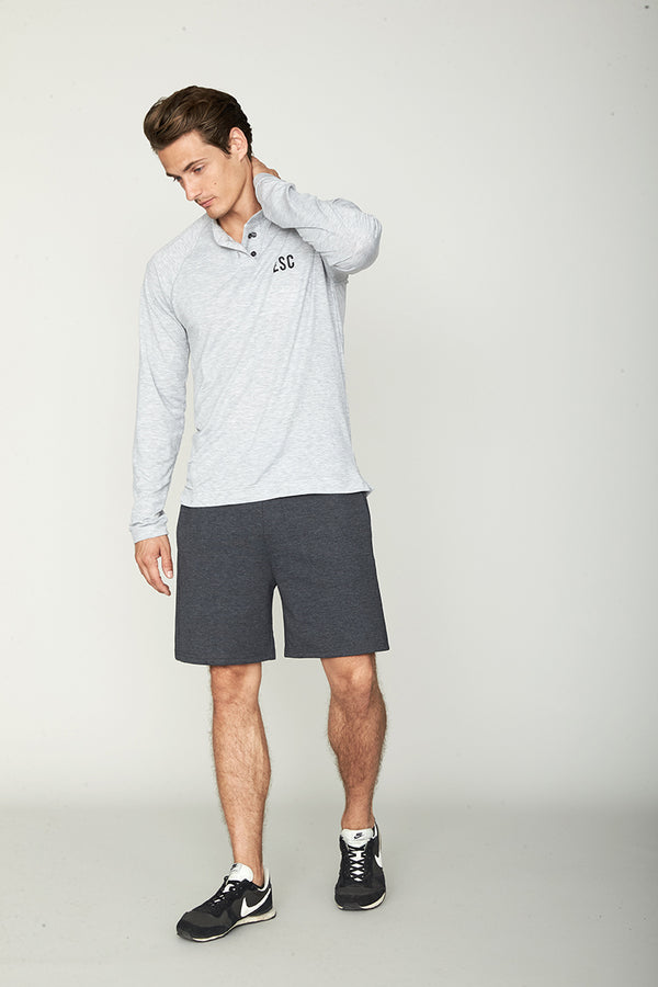 Interchange Henley Shirt