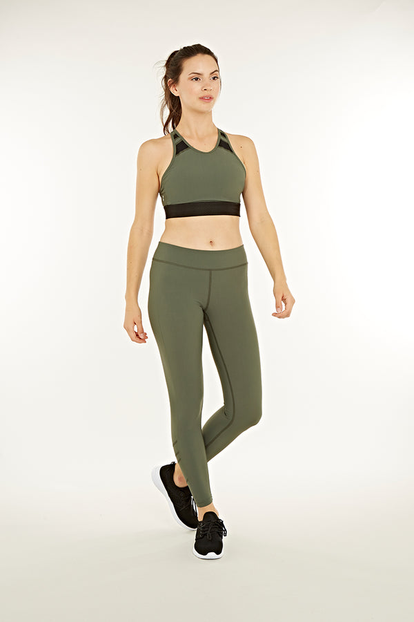 Metabolic Legging