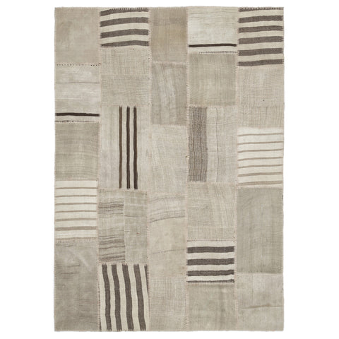 Kilim Patchwork Rug - Design Distillery
