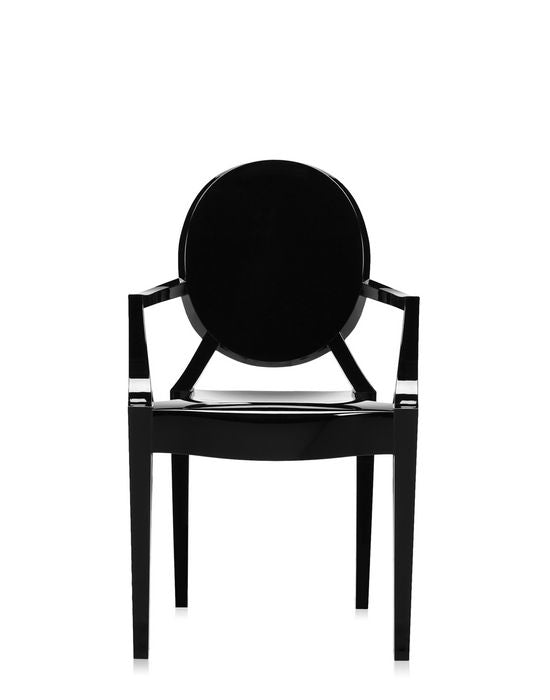 Louis Ghost Chair by Kartell - Design Distillery