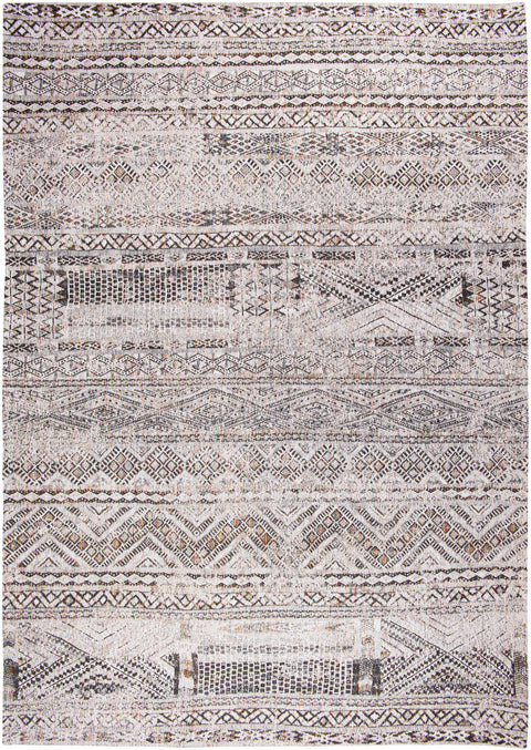 Antiquarian 9114 Medina White Rug