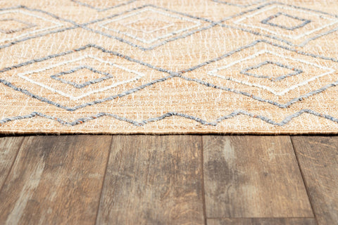 Argan ARG-01 Natural Rug