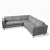 Gus* Modern Adelaide Bi-Sectional - Design Distillery