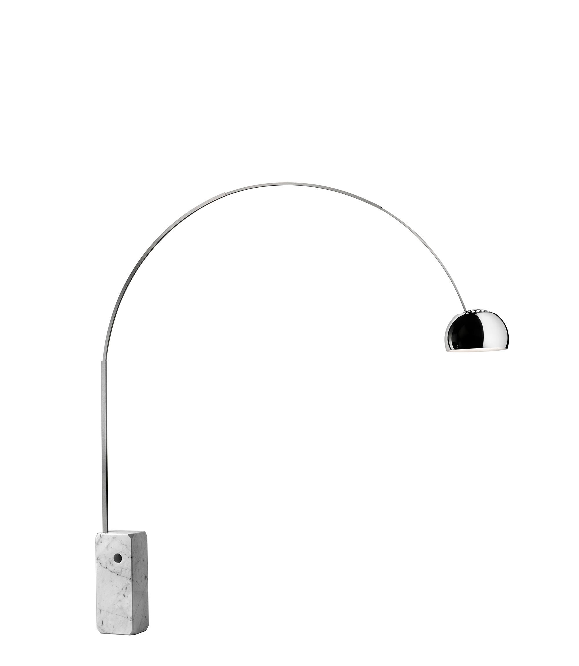 Authentic Arco Floor Lamp - Design Distillery