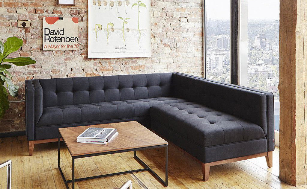 Gus* Atwood Bi-Sectional - Design Distillery