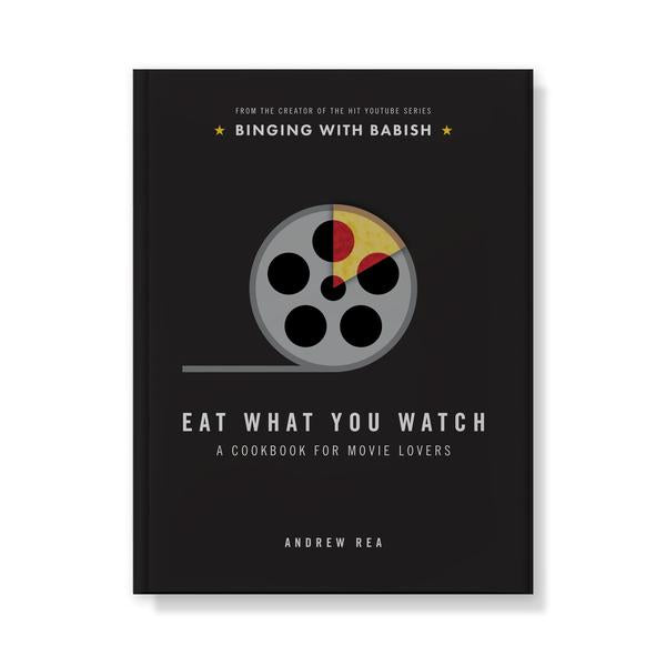 Eat What You Watch - Design Distillery