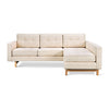 Gus* Modern Jane 2 Loft Bi-Sectional - Design Distillery