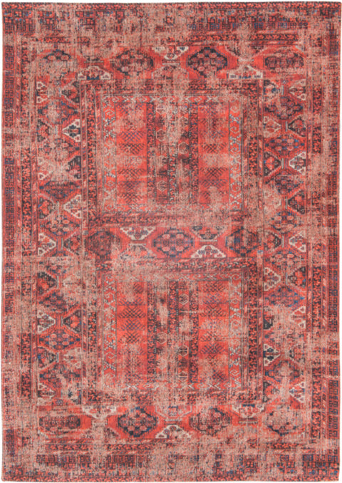 Antiquarian Hadschlu 7-8-2 Red 8719 Rug