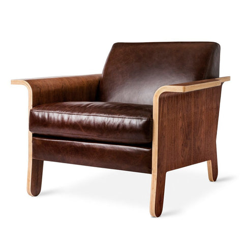 Gus* Modern Lodge Chair - Design Distillery
