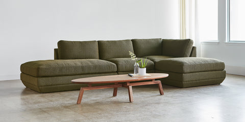 Podium 4PC Lounge Sectional B