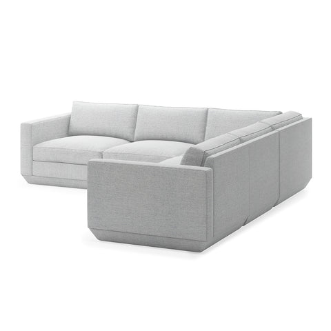 Podium 5PC Corner Sectional