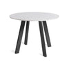 Right Round Marble 42'' Dining Table - Design Distillery