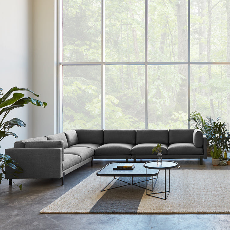 Gus Modern Gus* Modern Furniture Living Room Sectional XL Andorra