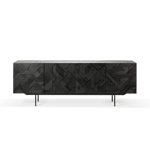Graphic Sideboard - Design Distillery