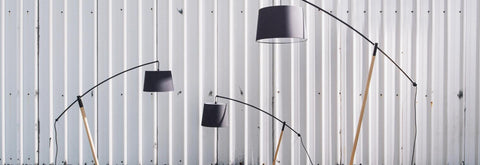 Archer Mega Floor Lamp - Design Distillery