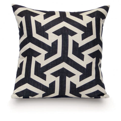 Ostend Black Pillow