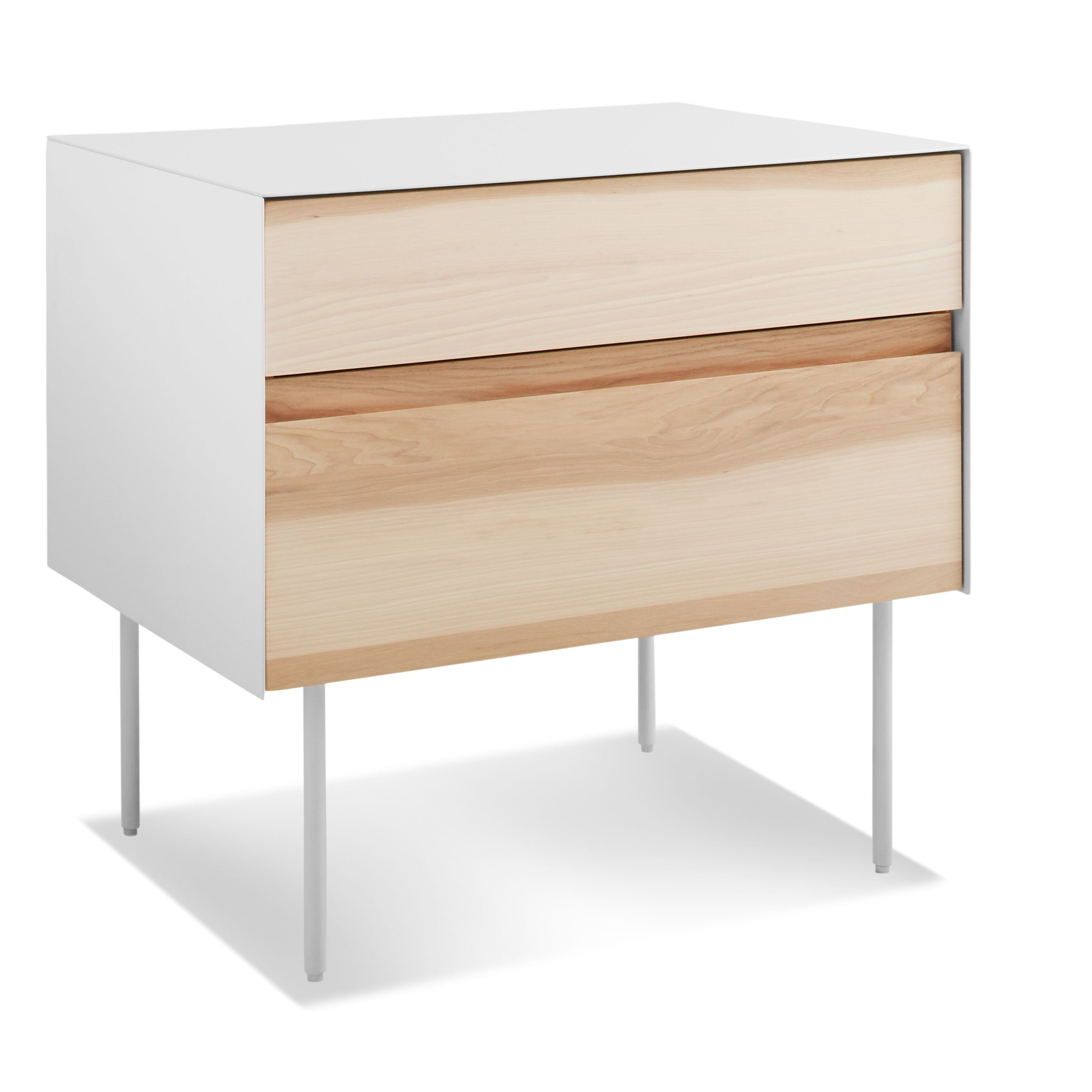 Clad Nightstand - Design Distillery